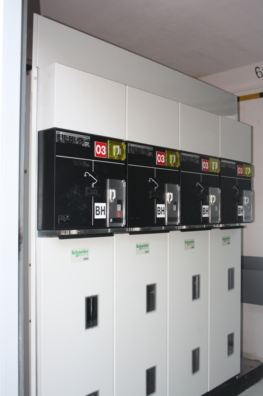 КРУ SM6 Schneider Electric